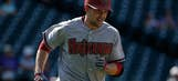 Gosselin fitting right in with D-backs
