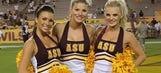 GALLERY: College football cheerleaders