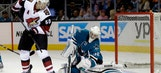Stalock lead Sharks past Coyotes