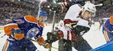 Coyotes fire blanks in 4-0 loss to Oilers