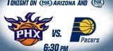 Suns vs. Pacers, streaming live on FOX Sports GO