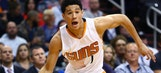 Booker shines bright while Suns lose fifth straight