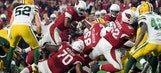 Cardinals run game sputtering heading into NFC showdown