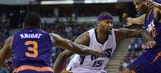 Cousins, outside playoff mix again, says he's 'running out of time'