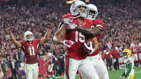 Michael Floyd, WR, Cardinals (hamstring): Active