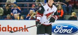 Coyotes to honor Doan prior to Thursday game vs. Sharks