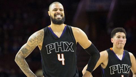 Phoenix Suns: Tyson Chandler, 34