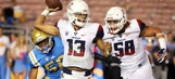 Rosen accounts for 4 TDs in UCLA's rout of Arizona