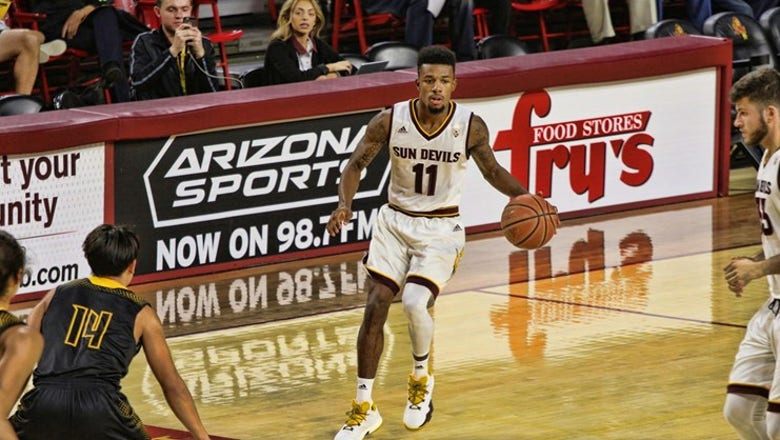 Holder, Sun Devils down Cal Poly with hot second half