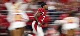 Young Cardinals back David Johnson joining elite company