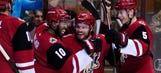 Coyotes' rookies Domi, Duclair, Gaudet eclipse Stars