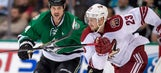 Coyotes hope to put the clamps on high-scoring Stars