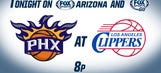 Suns at Clippers, streaming live on FOX Sports GO