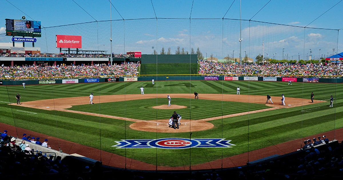 Cactus League Stadium Guide Sloan Park Fox Sports