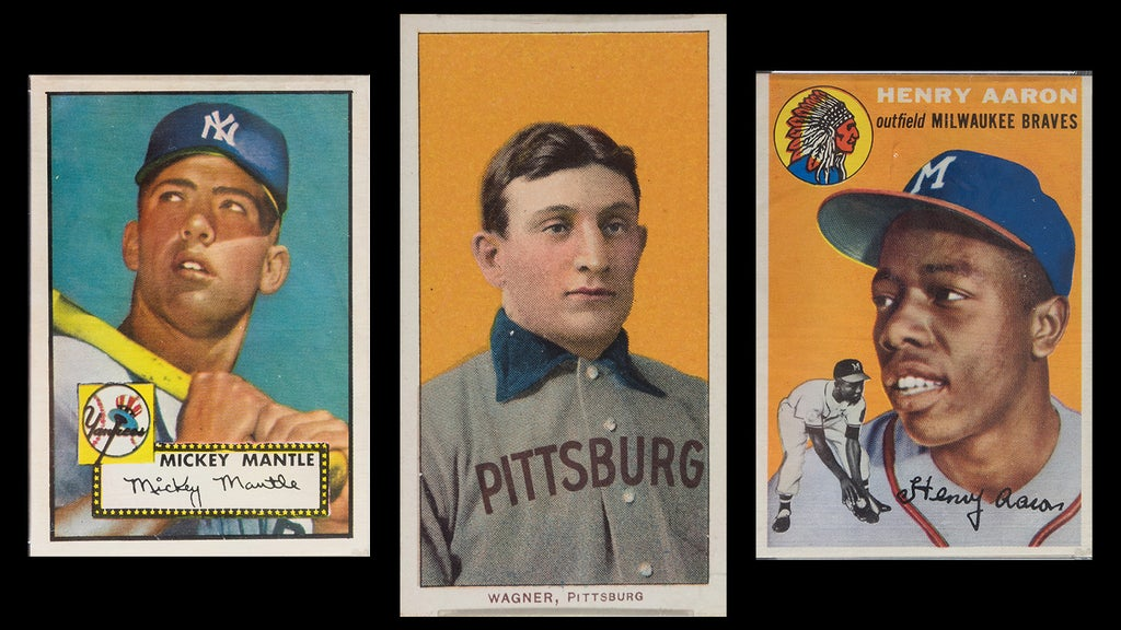 Ken Kendrick Baseball Card Collection To Be On Display At Phoenix
