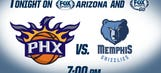 Suns vs. Grizzlies, streaming live on FOX Sports GO