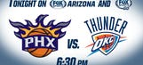 Suns vs. Thunder, streaming live on FOX Sports GO
