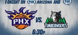Suns vs. Timberwolves, streaming live on FOX Sports GO