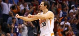 Teletovic beats buzzer to lift Suns past T-Wolves