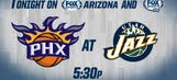 Suns at Jazz, streaming live on FOX Sports GO