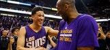 Suns top Lakers in Kobe's Phoenix farewell