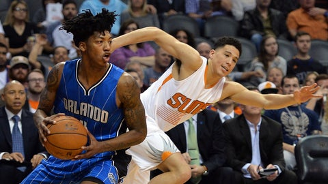 Orlando Magic: Mario Hezonja over Devin Booker (2015, Pick No. 5)