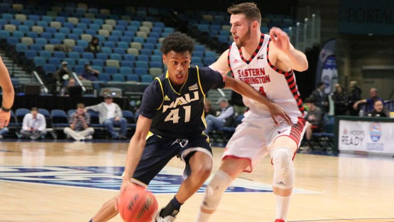 NAU season ends in first round of Big Sky tournament