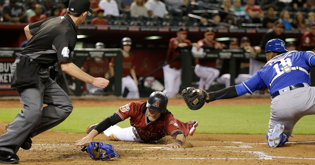 a61a87ad1 All-Star Diamondbacks OF A.J. Pollock fractures elbow