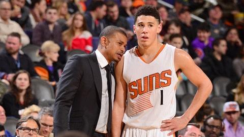 Earl Watson, Phoenix Suns