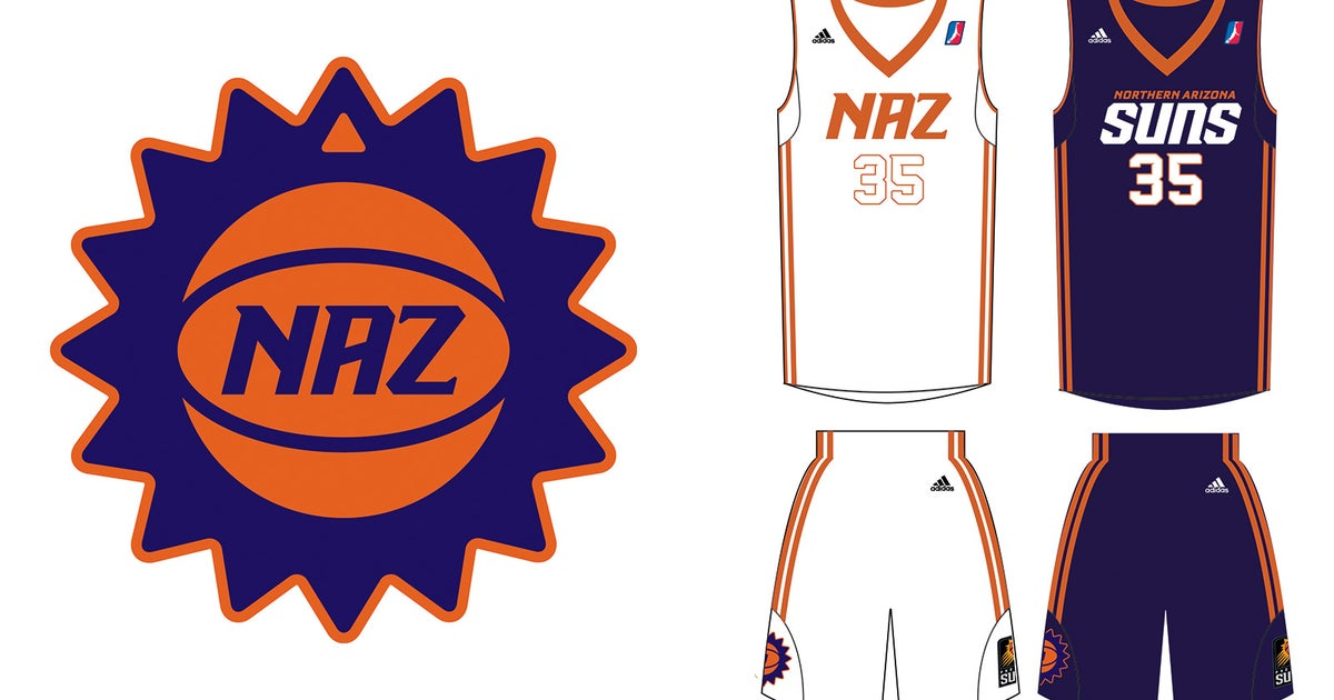 Northern Arizona Suns Unveil Logo Uniforms Fox Sports