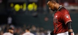 D-backs again crumble in ninth as Giants complete sweep