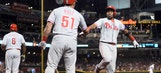 Phillies rally against D-backs' Ziegler for rare series win