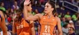 Griner scores 22; Mercury hold off Mystics
