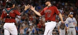 D-backs ride pitching to eke out series win over Dodgers