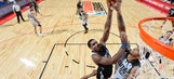 Suns can't hold second-half leads, fall in Summer League semis