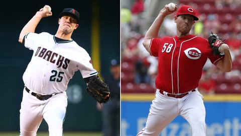 D-backs (40-55) at Reds (36-59), 3:30 p.m., FOX Sports Arizona