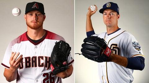 D-backs (38-48) vs. Padres (36-48), 6 p.m., FOX Sports Arizona