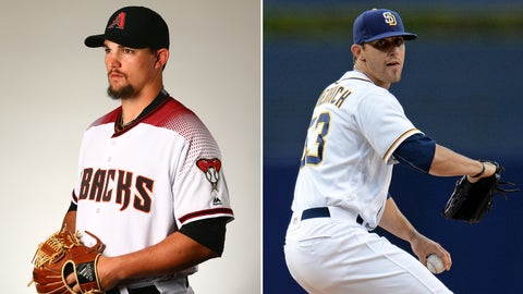 D-backs (37-48) vs. Padres (36-47) , 6 p.m., FOX Sports Arizona