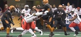 Rattlers clinch conference title, still seek No. 1 seed