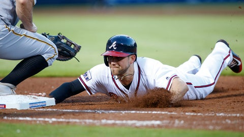 Ender Inciarte - Stock UP