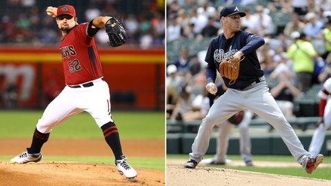 D-backs vs. Braves, 6 p.m., FOX Sports Arizona D-backs vs. Braves, 6 p.m., FOX Sports Arizona