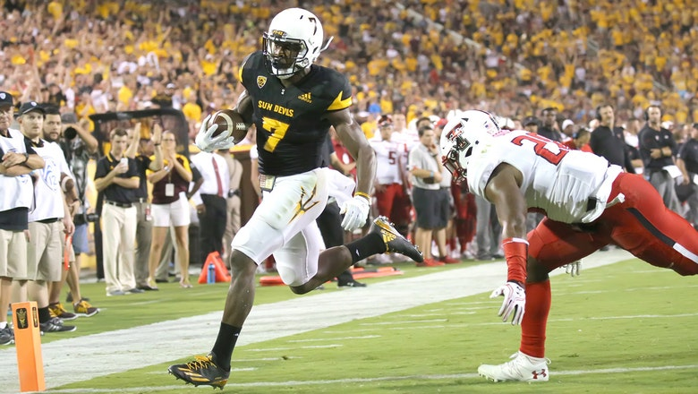 Texas Tech braces for rematch with ASU's Ballage