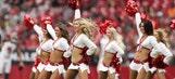 NFL cheerleaders: Week 2