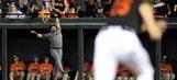 Orioles club way to comeback win after D-backs' Miller leaves best start