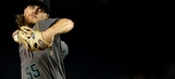 D-backs' Koch takes no-hitter into 6th before Nationals rally