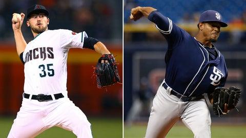 D-backs vs. Padres, 6 p.m., FOX Sports Arizona