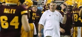 Graham irritated by criticism after lopsided ASU victory