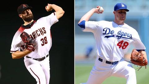 D-backs at Dodgers, 6:30 p.m., FOX Sports Arizona