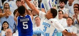 Roy Williams, UNC still searching for reliable option at center