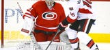 Khudobin fueling Canes' dash to playoff contention